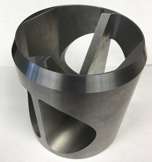 Dymet Tungsten Carbide Components