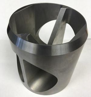 Dymet Tungsten Carbide Components